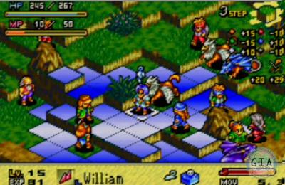 Gaming Intelligence Agency - Game Boy Advance - Tactics Ogre