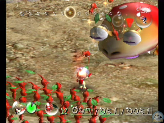 Gaming Intelligence Agency Nintendo Gamecube Pikmin