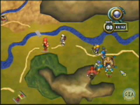 Gaming Intelligence Agency - Nintendo 64 - Ogre Battle 64