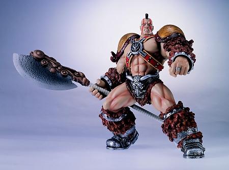 Gaming Intelligence Agency Legend Of Dragoon Figures