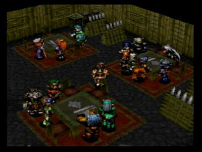 Gaming Intelligence Agency - Sega Saturn - Shining Force III