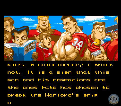 Gaming Intelligence Agency - SNES - King Arthur and the Knights of
